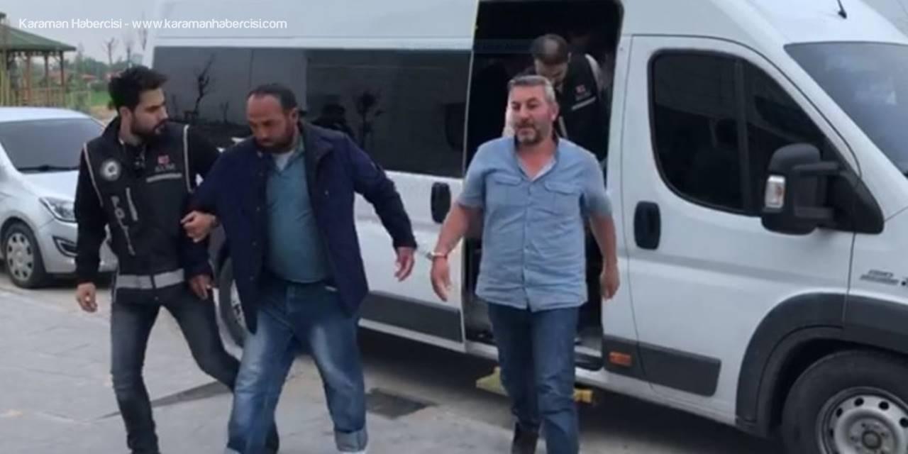 Aksaray Silah Çetesi Operasyonu: Macarlı Muhtarı İle 5 Kişi tutuklandı