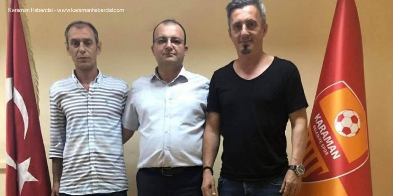 Karaman Belediyespor Lige Hazırlanıyor