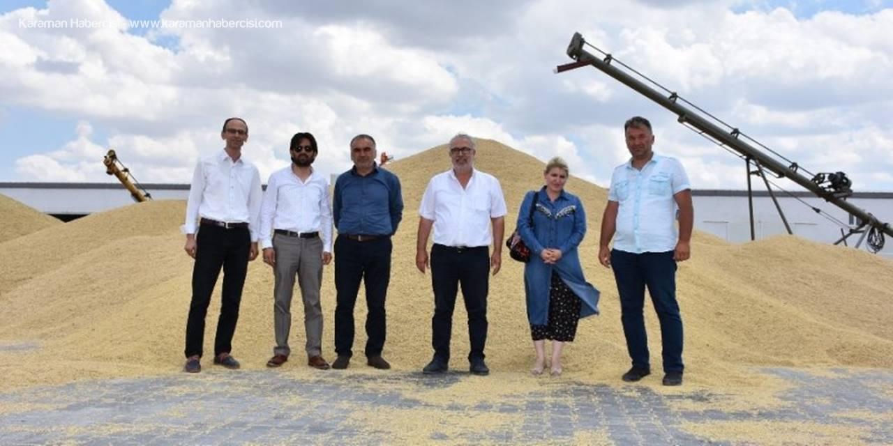 ATB Ve Ortaköy Belediyesi İş Birliği İle Yatırımlar Başlıyor