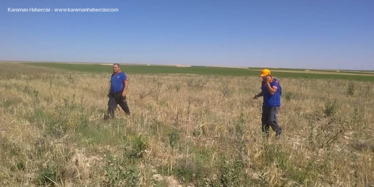 Konya'da Kayıp Çocuğu Arama Çalışmaları Sürüyor