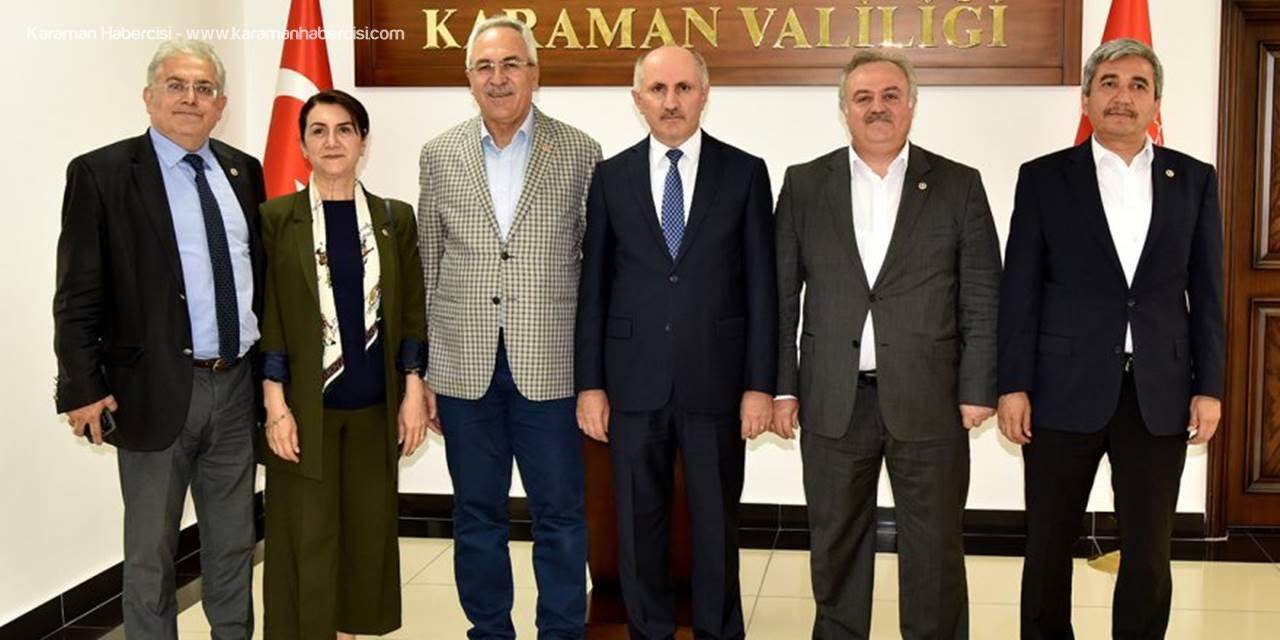 TBMM Araştırma Komisyonu Karaman'da