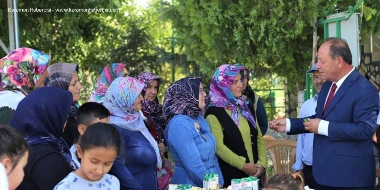 Ereğli'de Kadın Girişimcilere Başkan  Oprukçu'dan Tam Destek