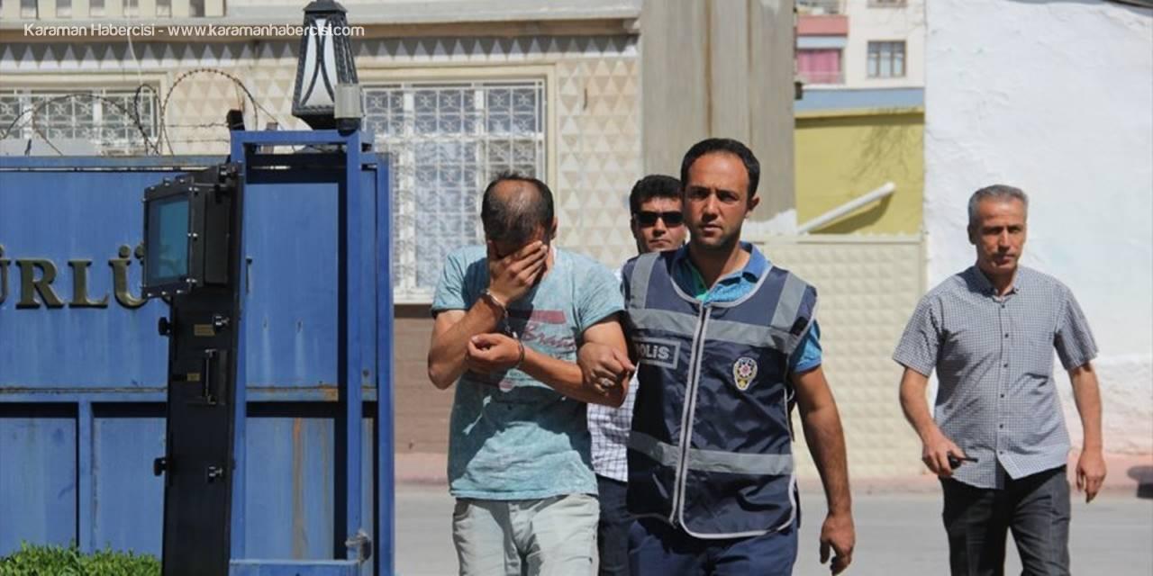 Konya'da Bağ Faresi Yakalandı