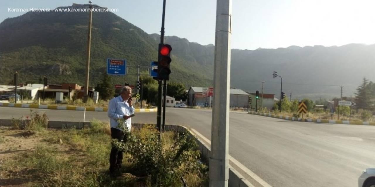 Seydişehir'de Sivil Giyimli Trafik Polisi Denetimi