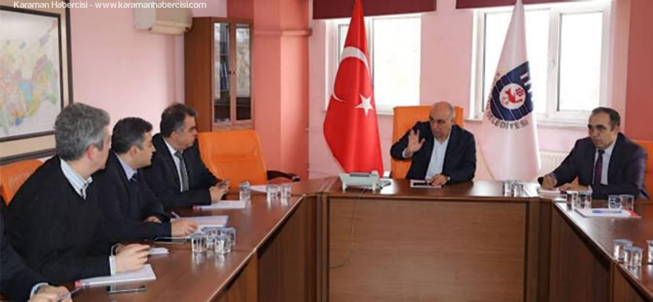 Karaman'a İki Yeni Proje