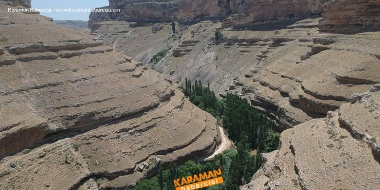 Saklı Cennet Gödet Kanyonu