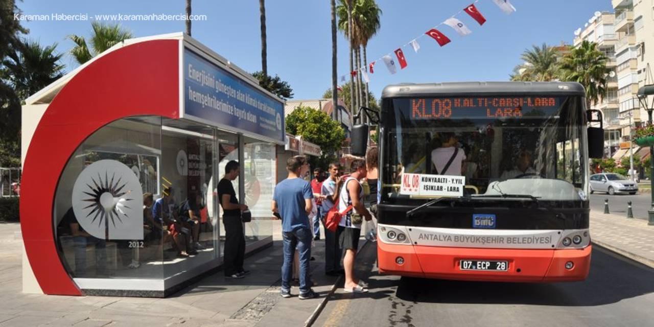 Antalya'da Klimalı Durak Tartışmasında Son Durum
