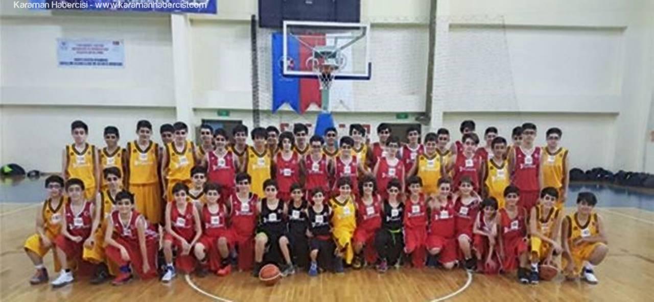Karamanlı Basketbolcular Milli Takım Yolunda