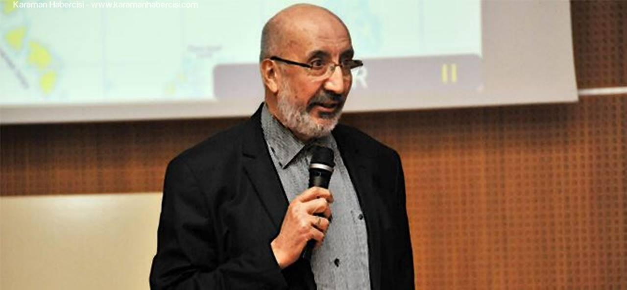 Karaman'da Vatan ve Vatanseverlik Konferansı