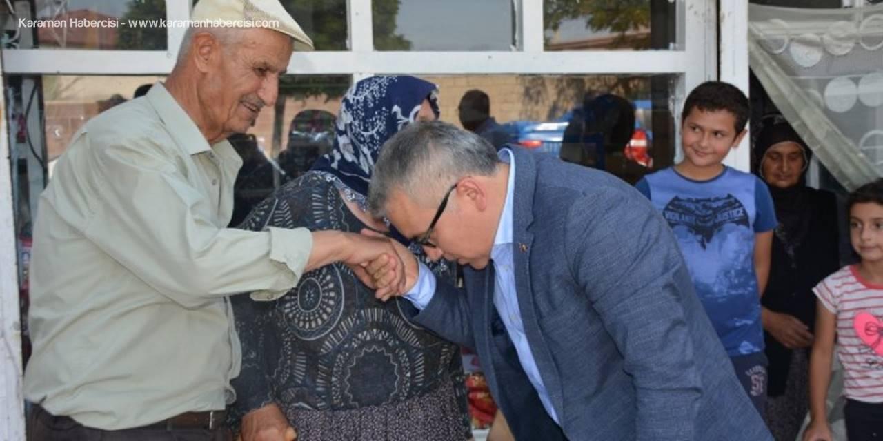 Niğde Valisi Şimşek'in Taşra Ziyaretleri