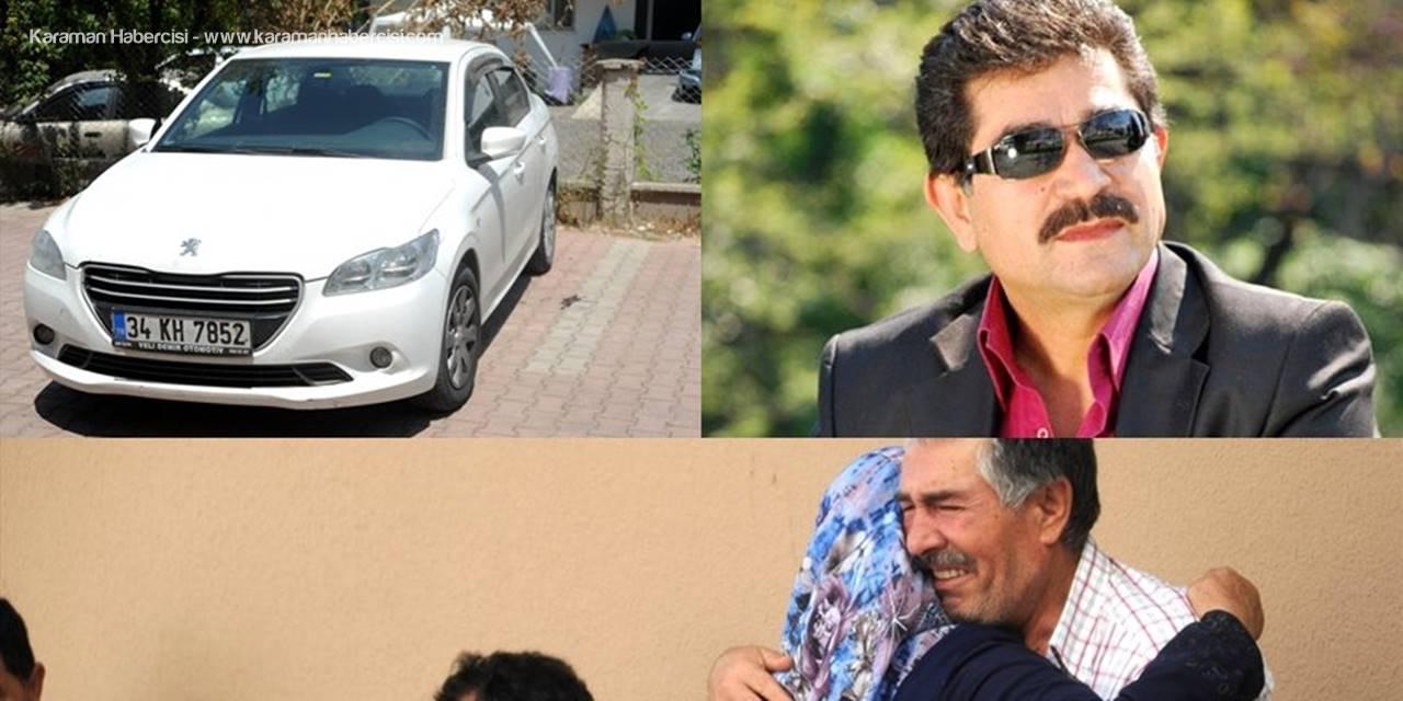 Antalyalı Müteahhitlik Silahı Saldırıda Hayatını Kaybetti