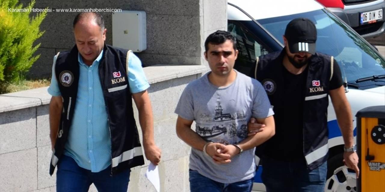 Karaman'da firari  FETÖ şüphelisi yakalandı