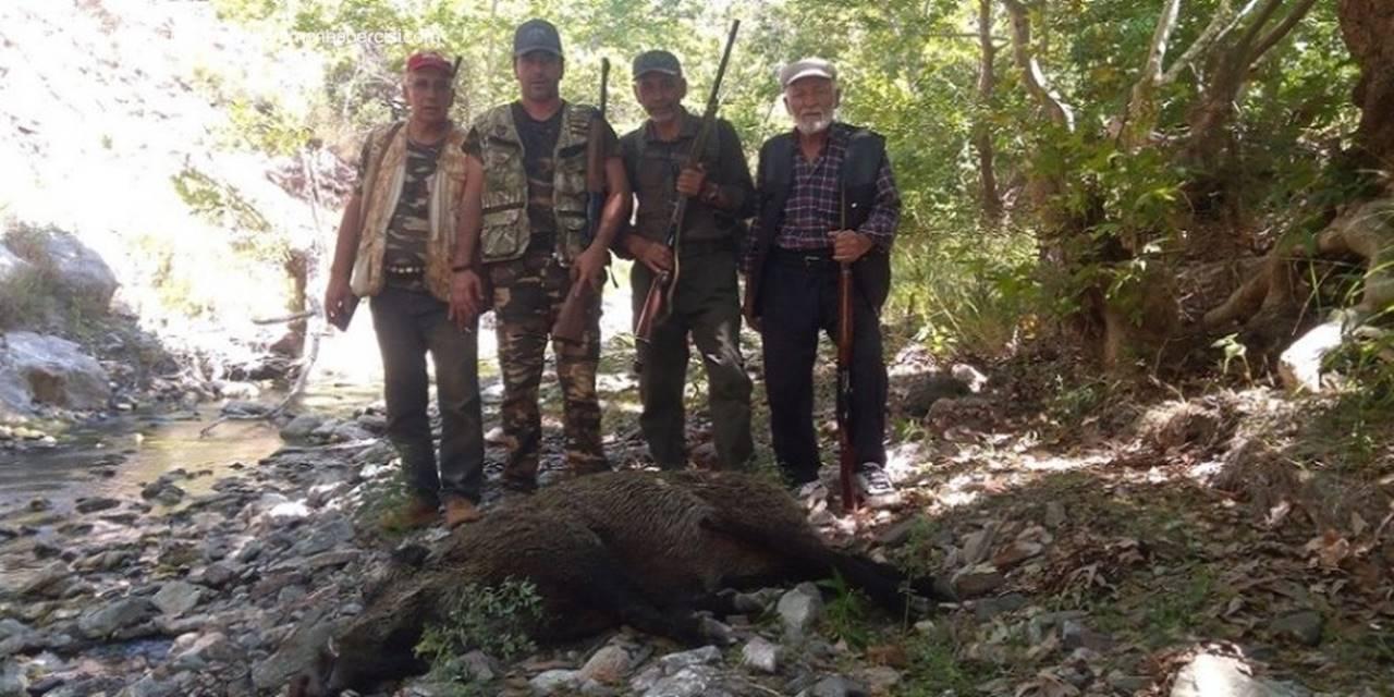 Karaman'da Avcıların Sürek Avları Devam Ediyor