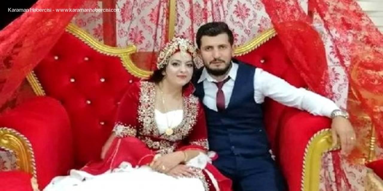Balayı Dönüşü Trafik Kazasında Gelin Hayatını Kaybetti