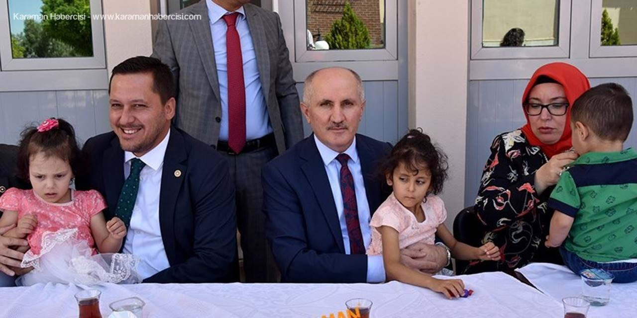Karaman'da Huzurevi ve Sevgi Evlerinde Bayram Telaşı