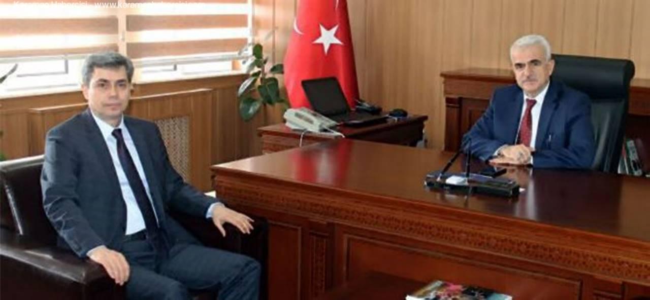Mevlüt Kuntoğlu'na Tebrik Ziyaretleri Devam Ediyor