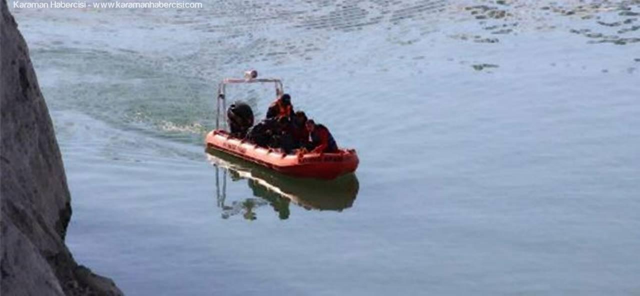 Kayıp Postacı Yeşildere Barajında Aranıyor