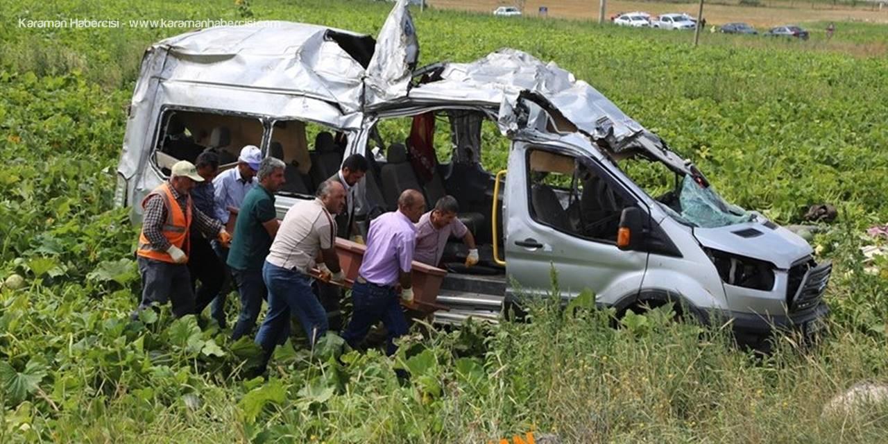 Nevşehir'de Feci Kazada 7 Kişi Öldü