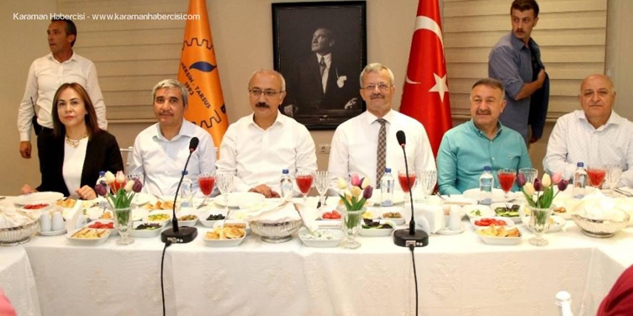 Tarsus'ta Karaman Örnek Alınacak