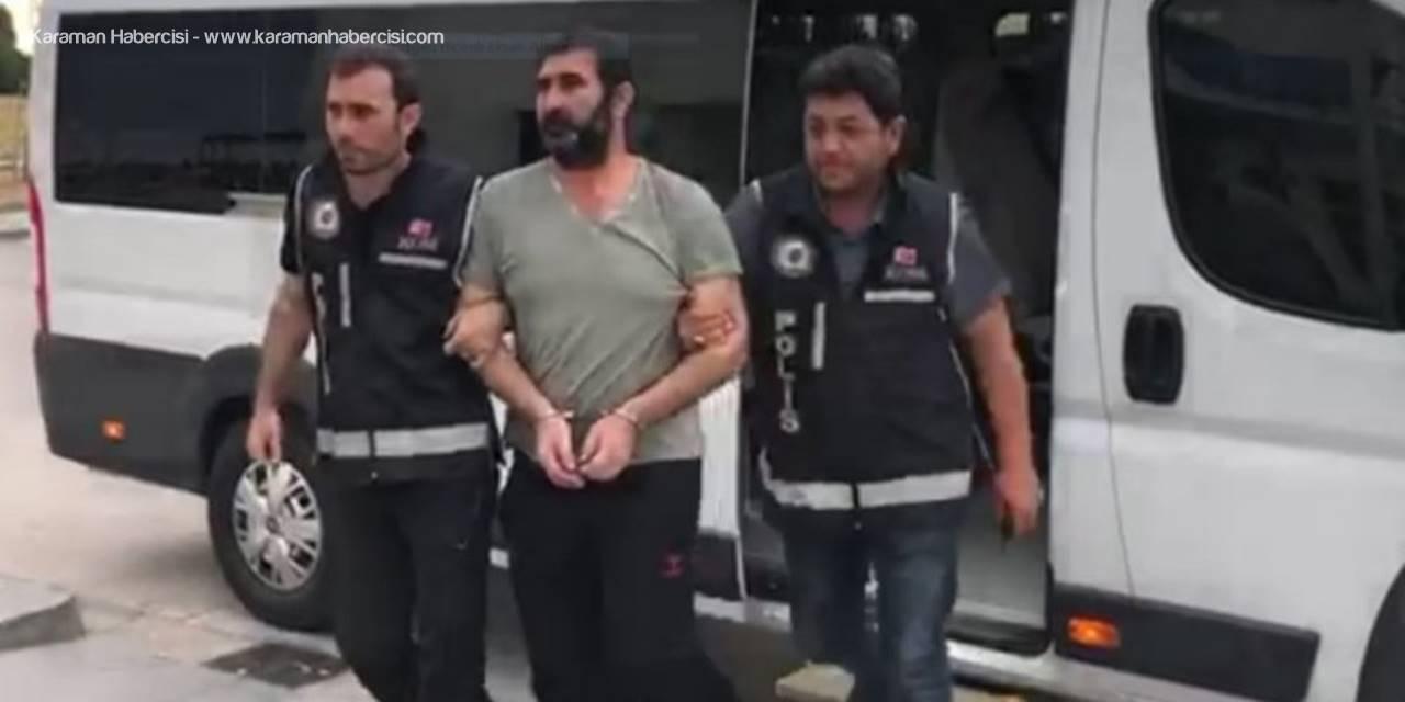 Aksaray'da Örgüt Lideri Yakalandı