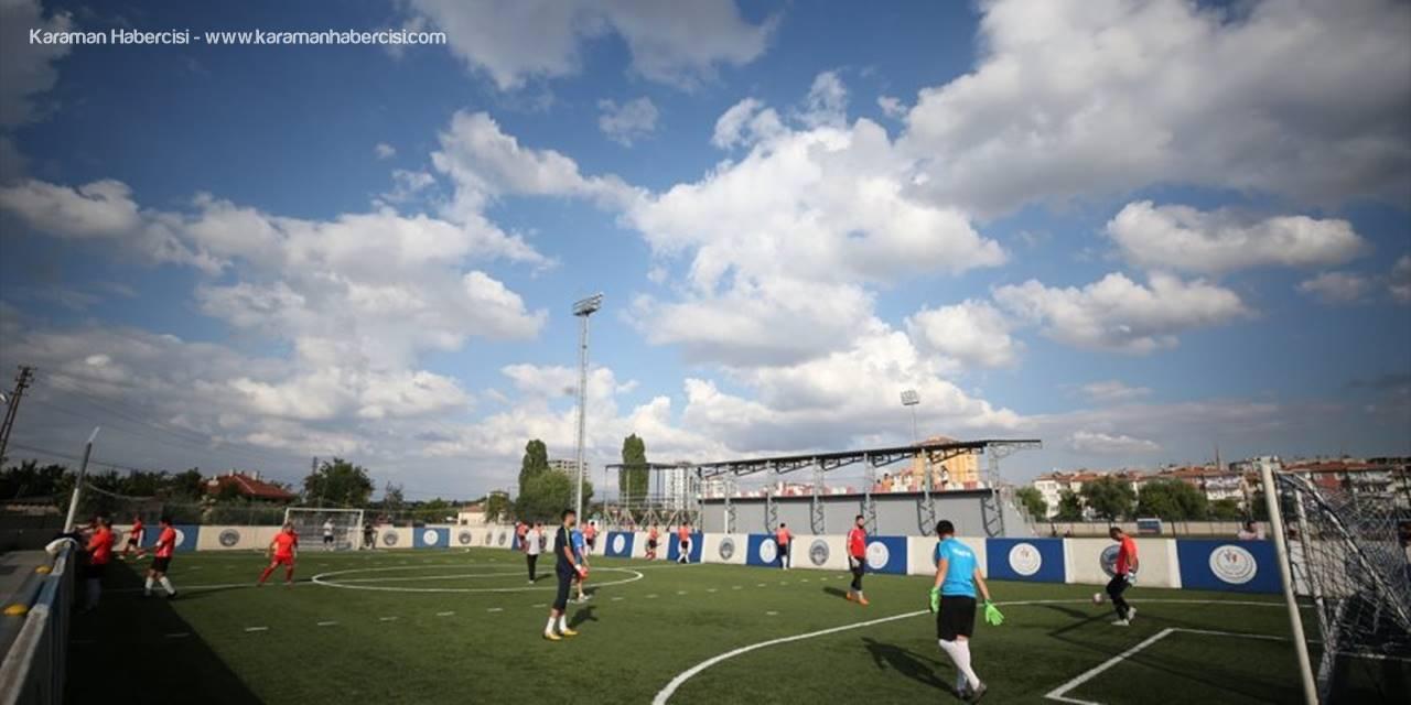 Görme Engelli Milli Futbolcuların Kayseri Kampı