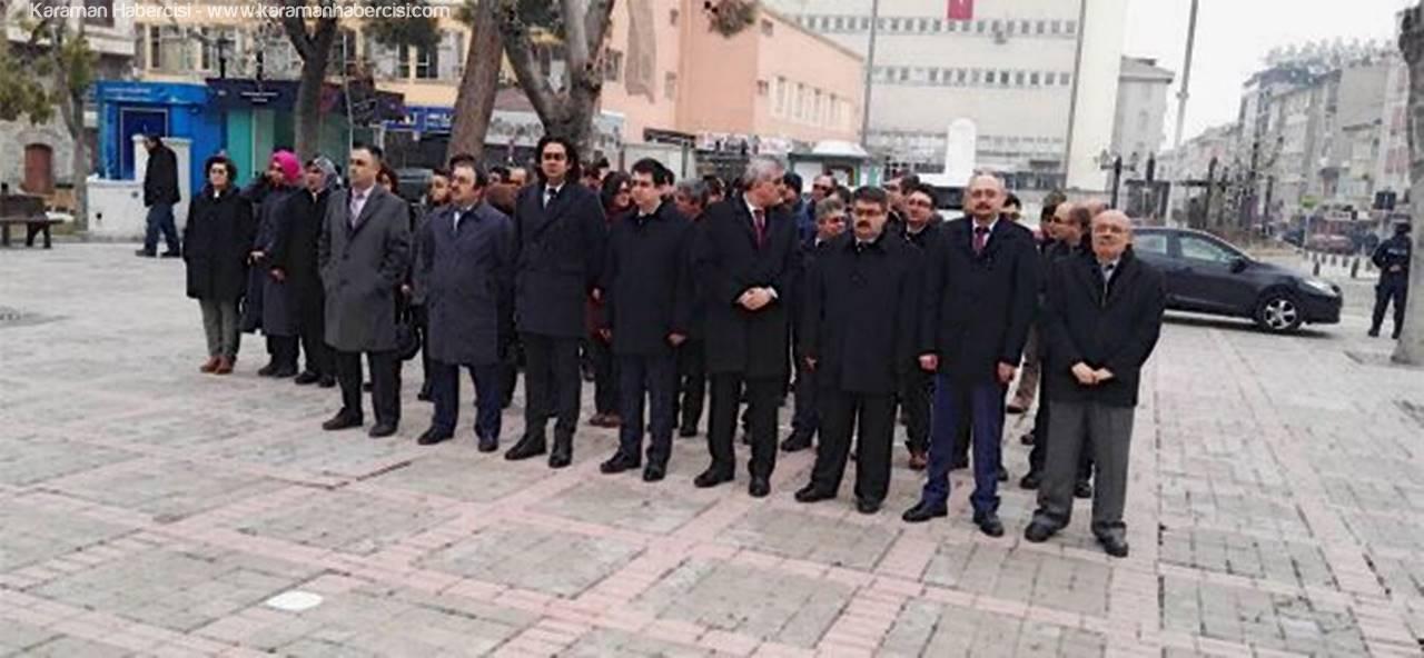 Karaman'da Vergi Haftası Etkinlikleri Başladı
