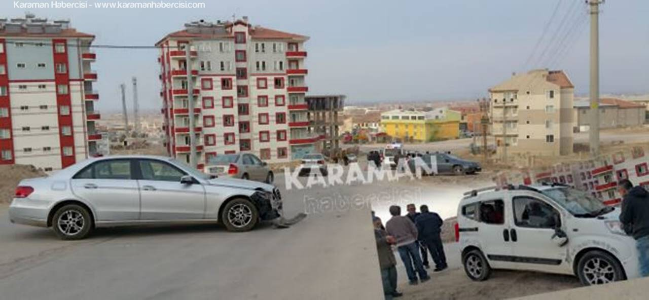 Karaman'daki Kazada Hayat Kurtaran Detay