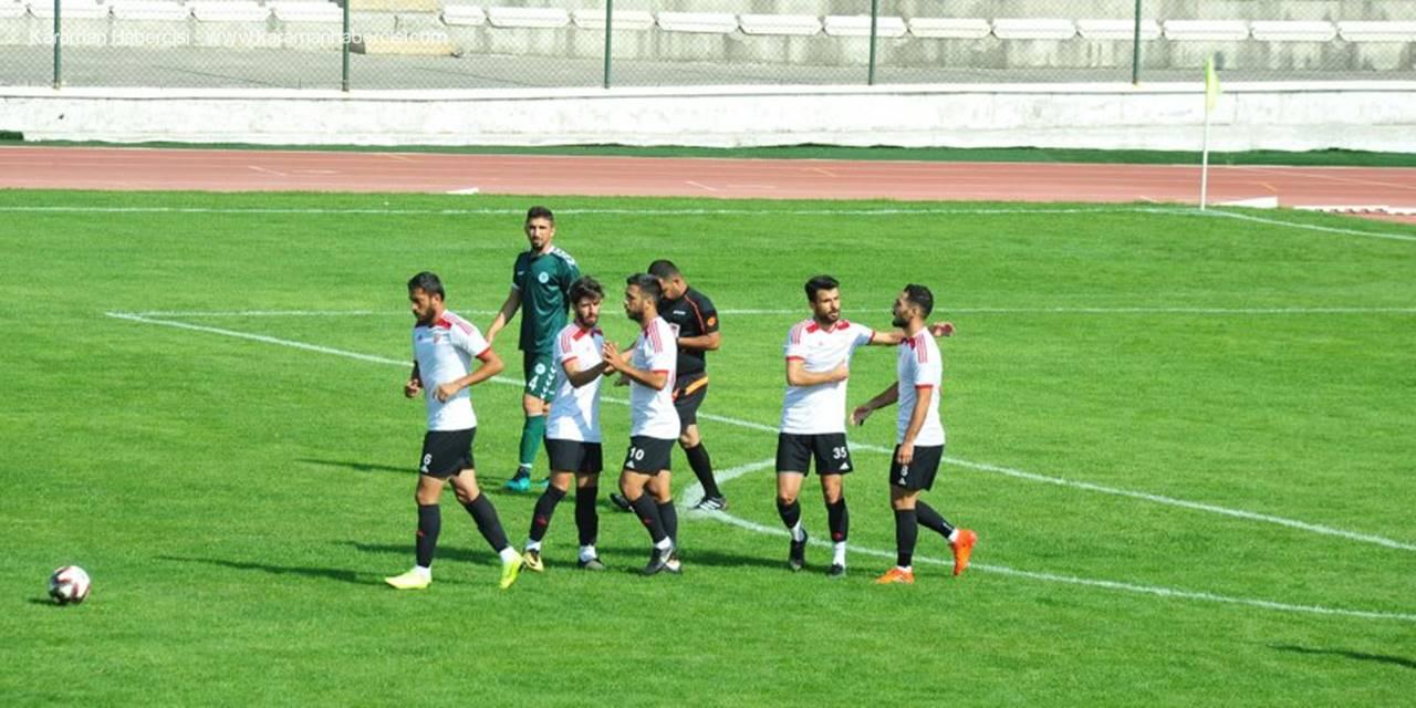 Karaman Belediyespor Kupada İlk Maça Çıkıyor