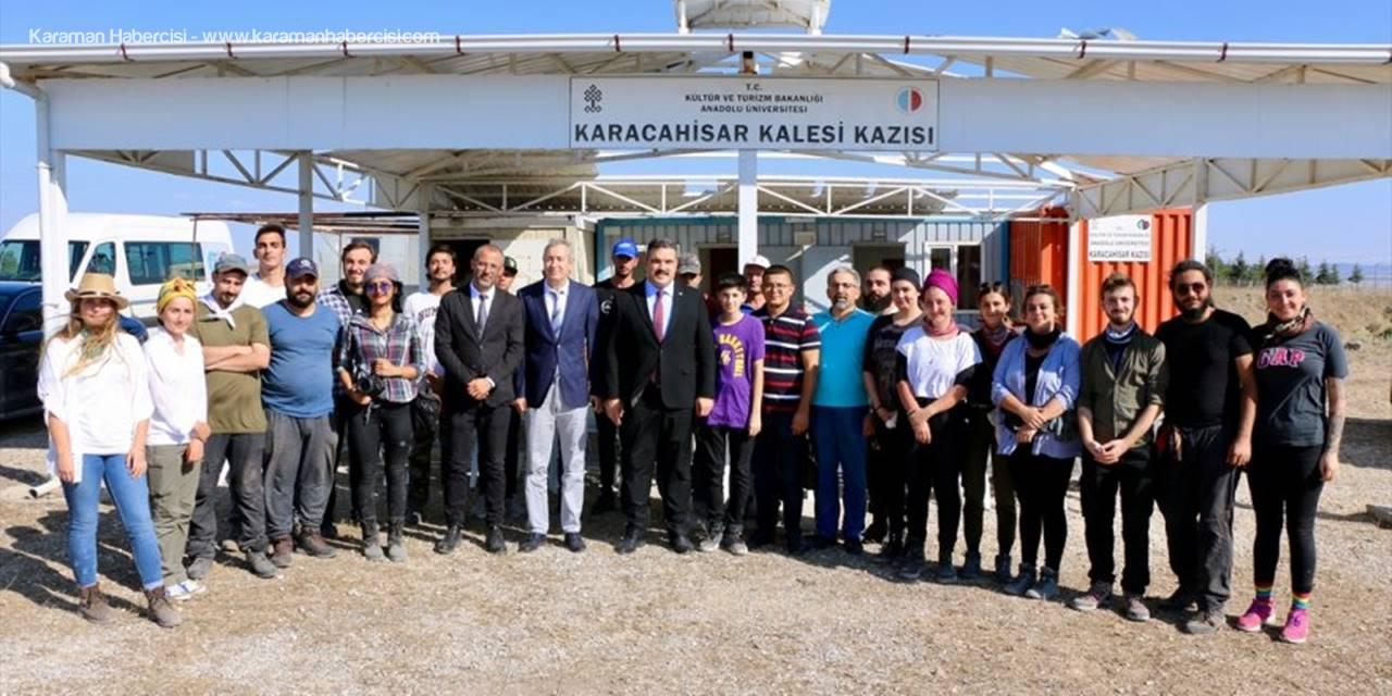 Osmanlı'nın İlk Fethettiği Kalede Kazılar Başladı