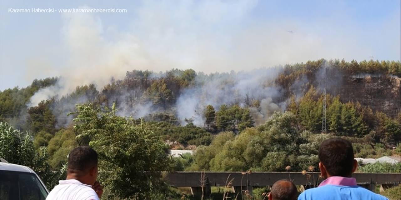 Antalya'da Orman Yangınları