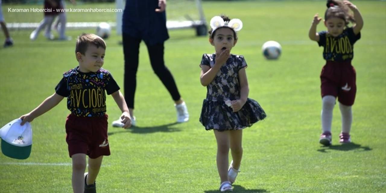 Minikler, Konyaspor'un Konuğu Oldu