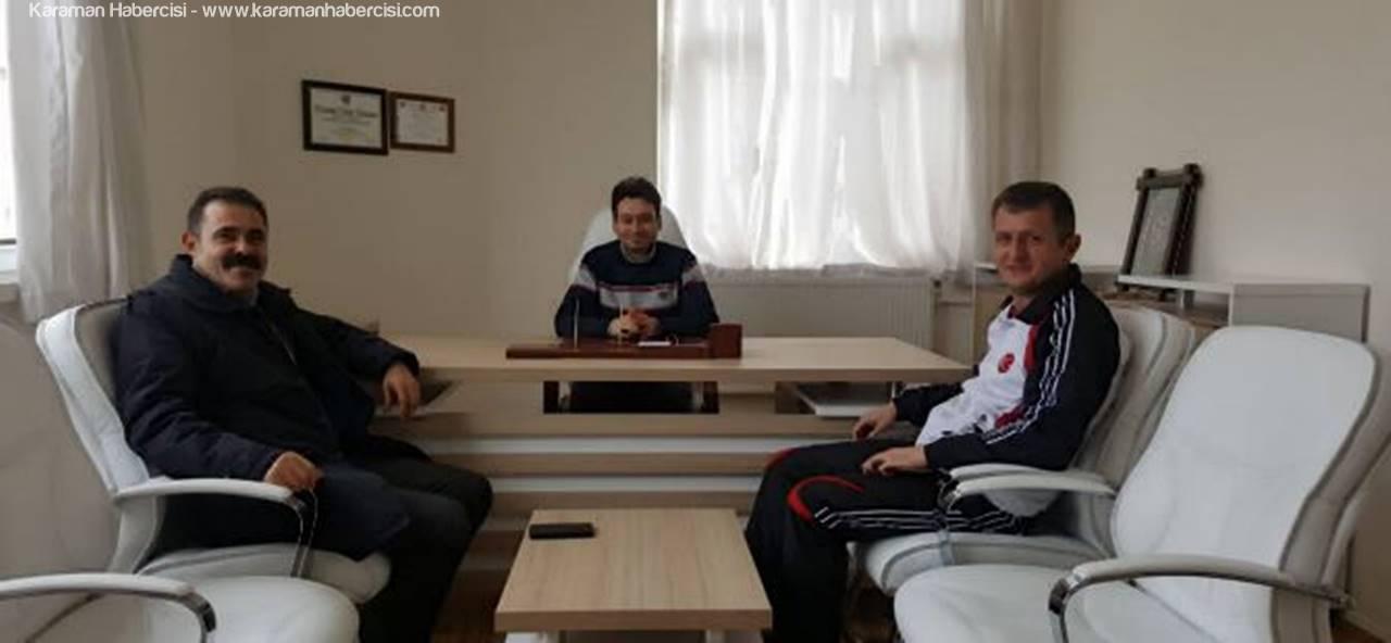 İller Arası Spor Müsabakaları Karaman'da