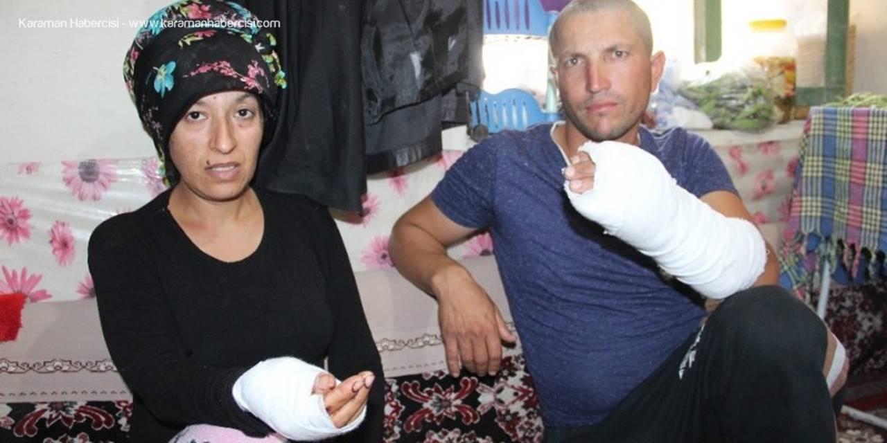 Karaman'da Yaşanan Olayda Bebekle İlgili Korkulan Olmadı