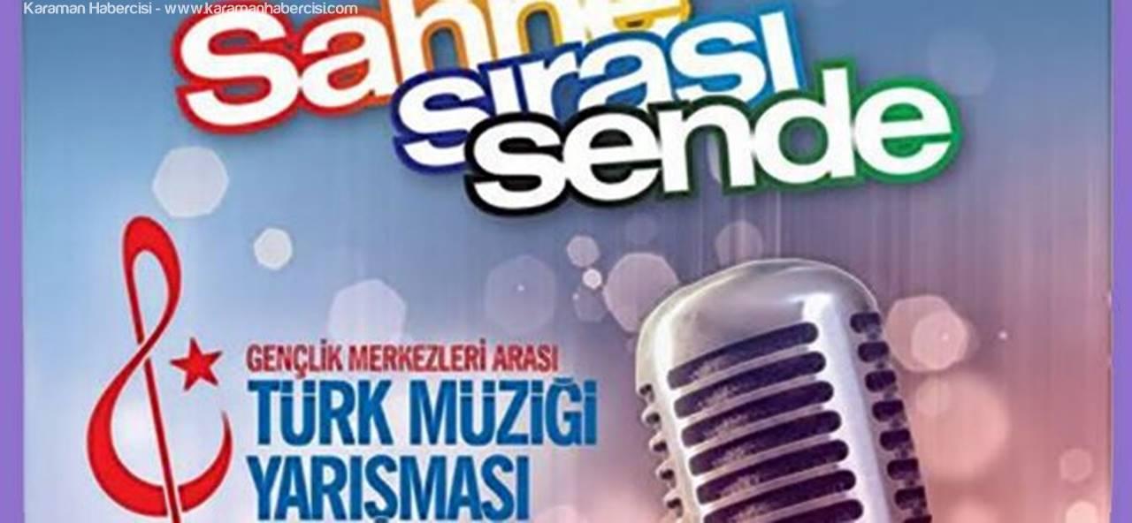 Gençlik Merkezleri Arası Türk Müziği Yarışması