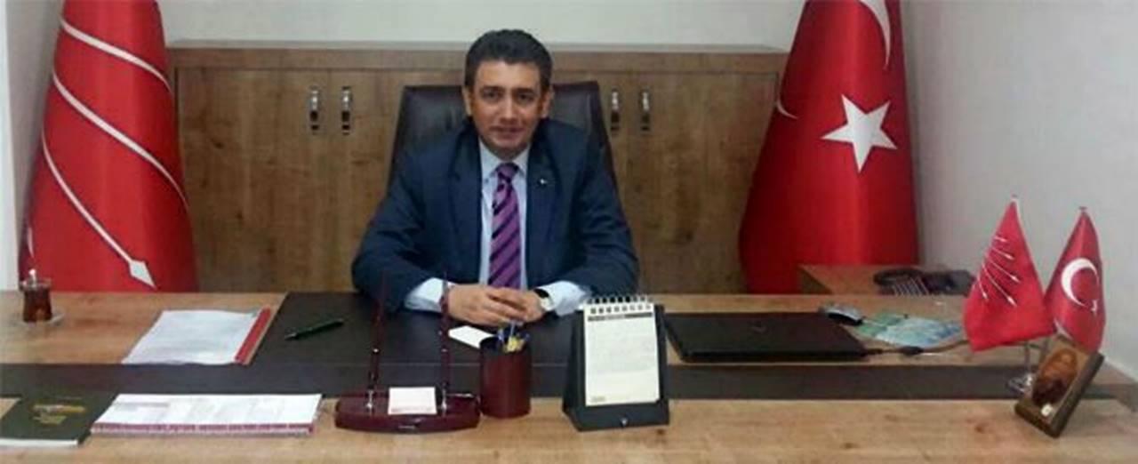 CHP İl Başkanından Anayasa Değişikliği Hakkında Bilgilendirme Toplantısı