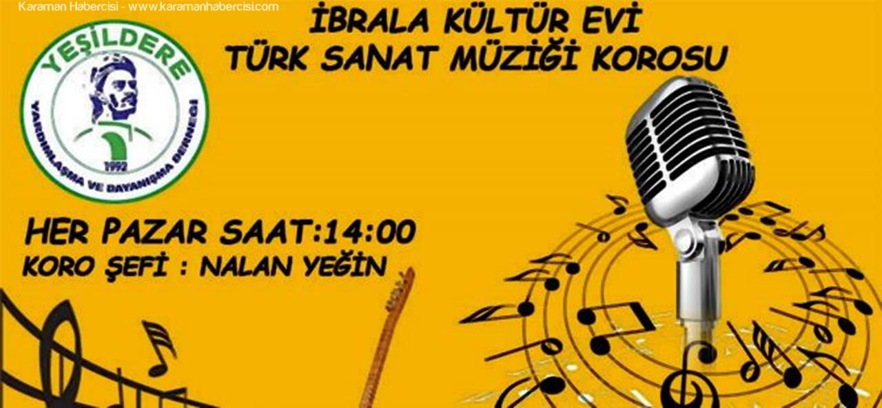 İbrala Türk Sanat Müziği Korosu