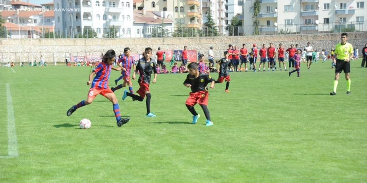 """Niğde U12 Cup"" Futbol Turnuvası Başladı"