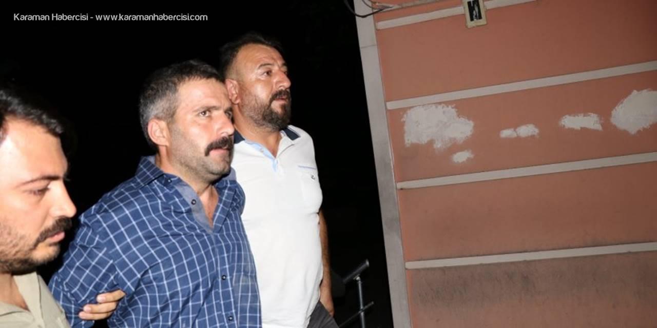 Niğde'de Öldürdü, Karaman'da da Arandı Ankara'da Yakalandı