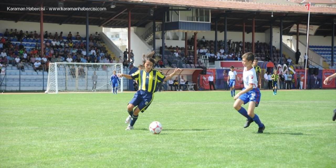 """""""Niğde U12 Cup"""" Futbol Turnuvası Sona Erdi"""
