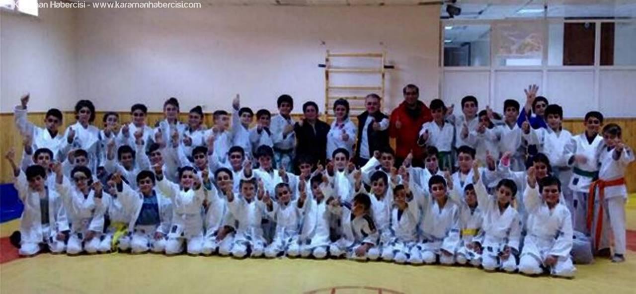 Judocular Şampiyona İçin Ortak Antremanda Buluştular