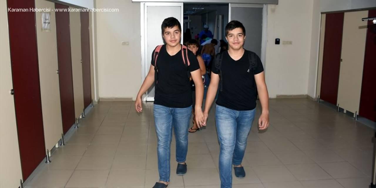 Otizmli İkizlerin Hedefi Milli Forma
