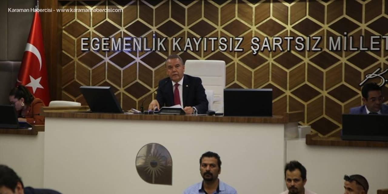 Cumhurbaşkanı Erdoğan'ın Büyükşehir Belediye Başkanlarını Daveti