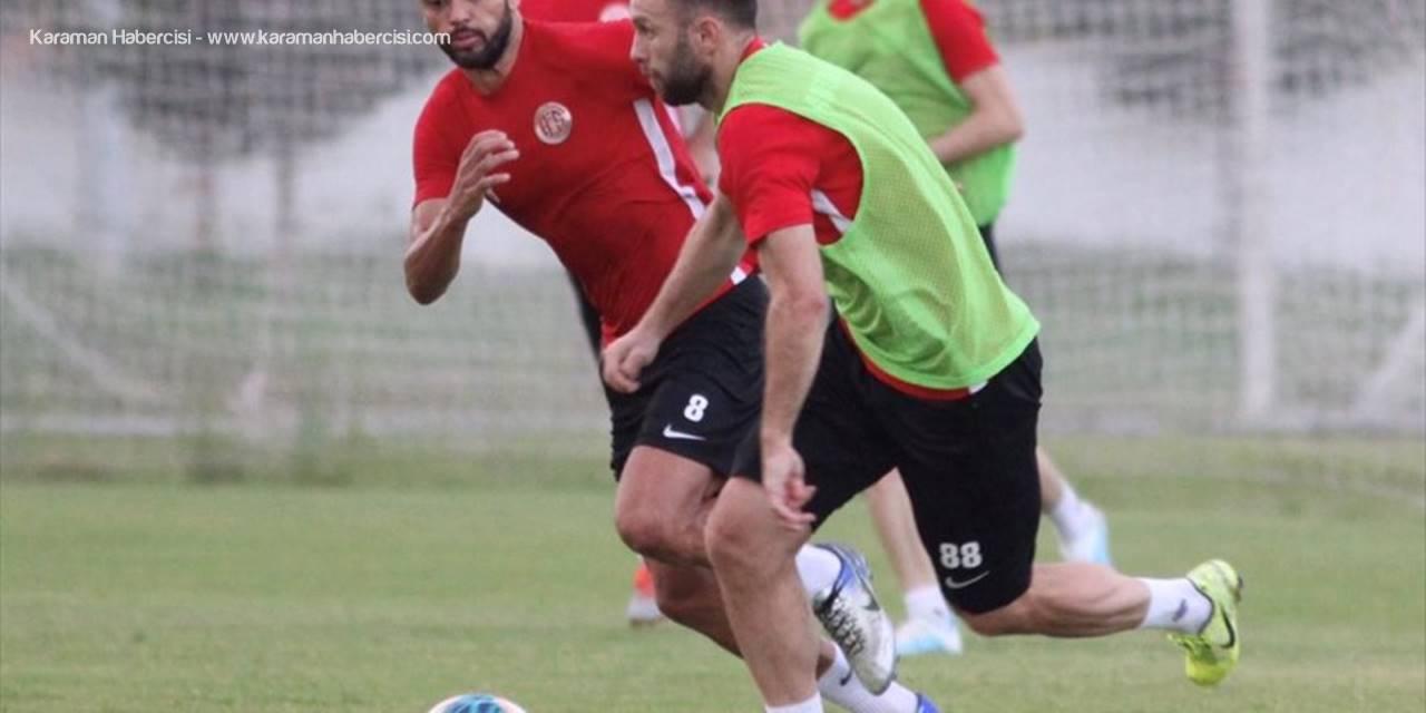 Antalyaspor'da Kayserispor Maçı Hazırlıkları