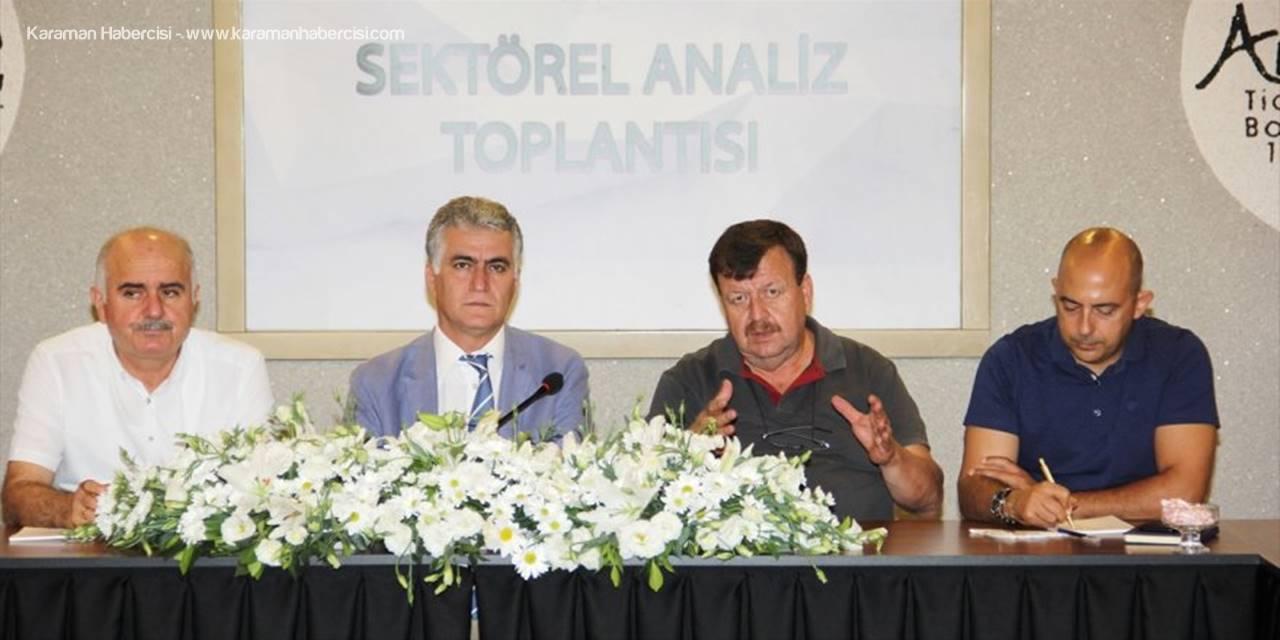 Antalya Zeytinyağı Tanıtılacak