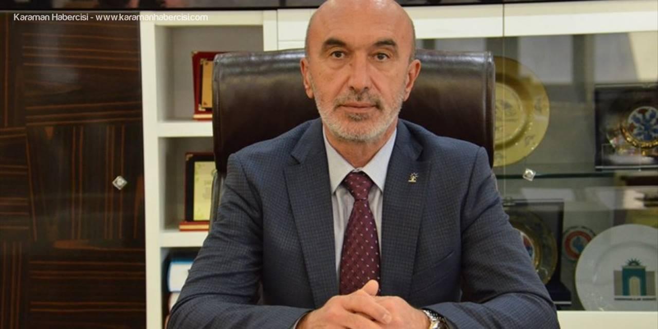 Ak Parti Konya İl Başkanı Angı'dan 12 Eylül Mesajı