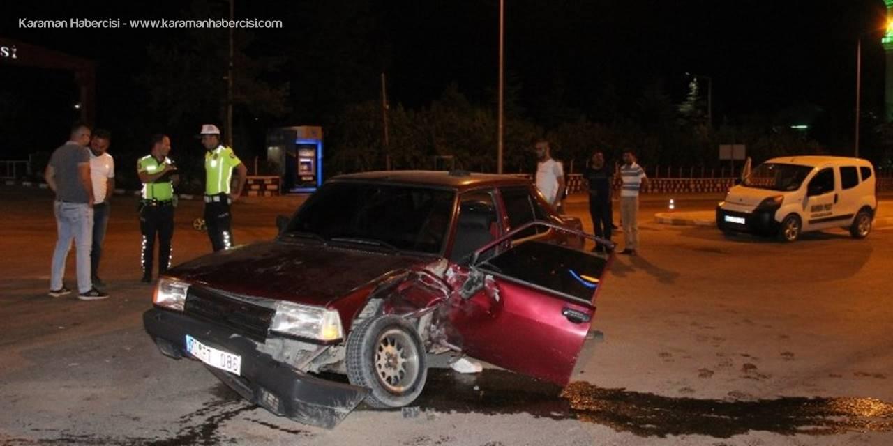 O Yol Karaman'da Trafik Kazalarının Yeni Adresi Oldu