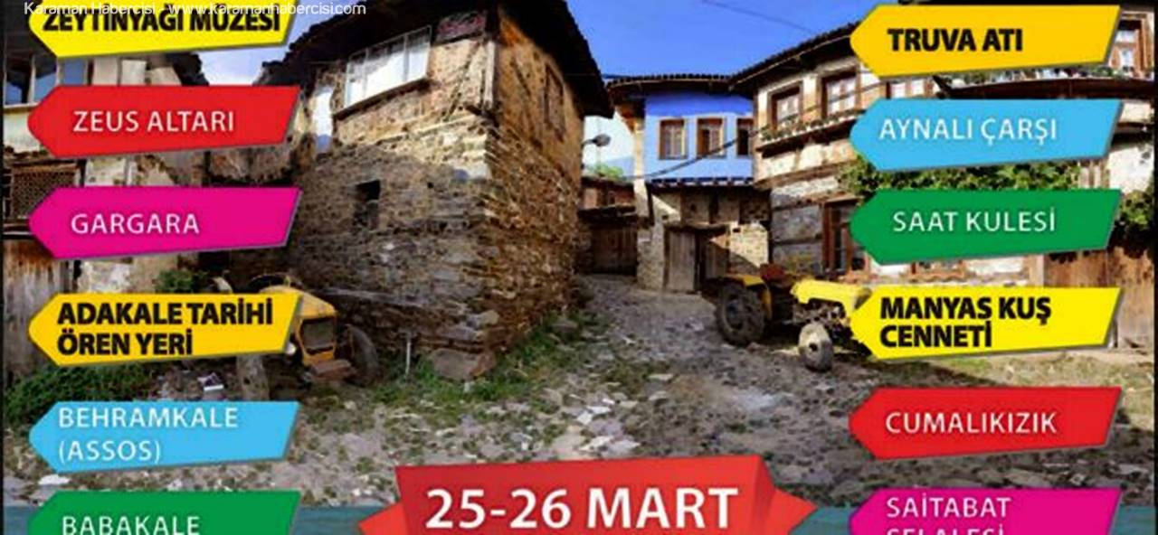 KARDOF Çanakkale, Balıkesir ve Bursa İçin Hazırlanıyor