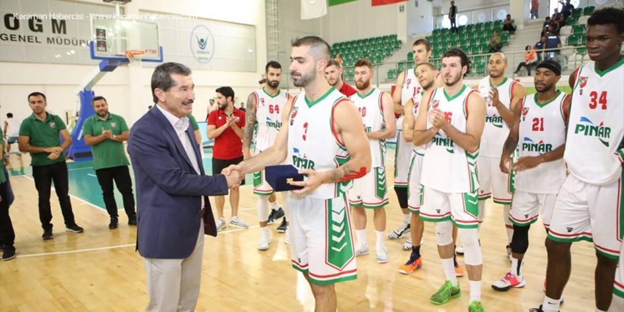 Orman Genel Müdürlüğü 180. Yıl Basketbol Turnuvası