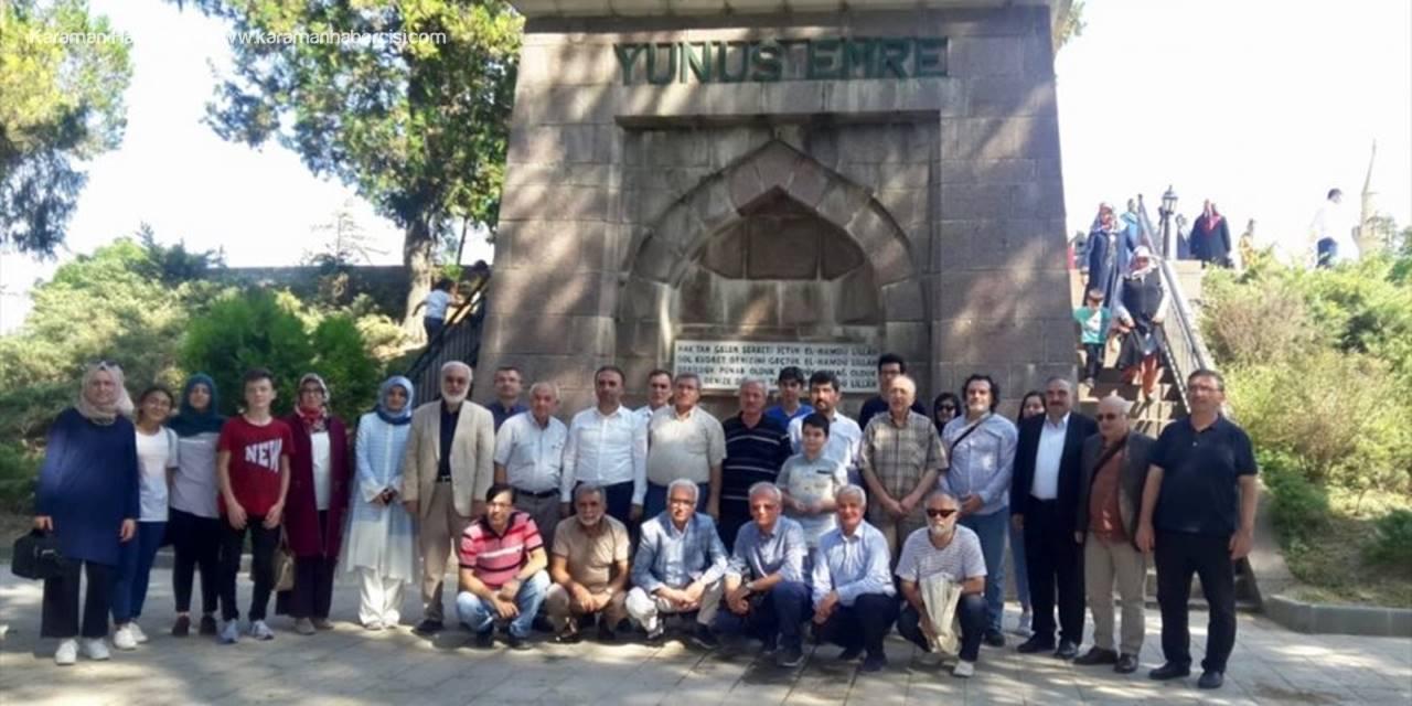 Karaman'ın Sahip Çıkamadığı Yunus Emre Eskişehir'de Anıldı