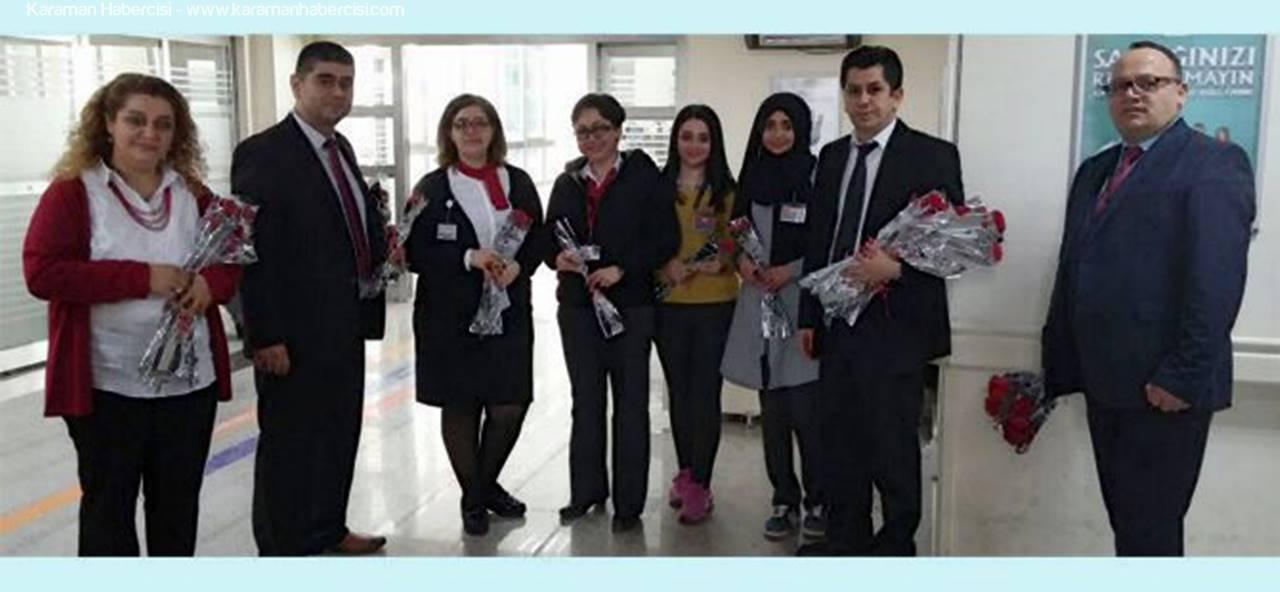 Öz Büro İş Sendikası Kadınlar Gününü Kutladı